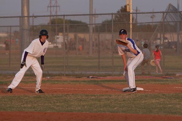 Baseball- Final Game vs MCA